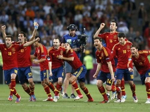 """""""Евро2012"""": """"Ялагдашгүй Армада"""" шигшээд шалгарлаа."""