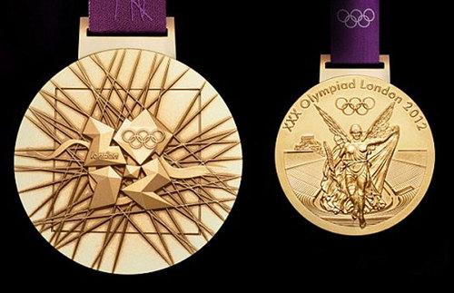Хамгийн том медальтай Лондон 2012