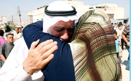 Ирак улс Сирийн дүрвэгсдэд  хилээ нээлээ