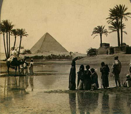 Хеопсын буюу Хуфугийн пирамид