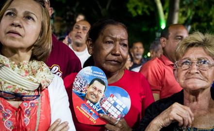 Венесуэлд долоо хоногийн гашуудал зарлалаа