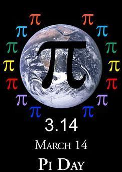 Өнөөдөр Пи тооны олон улсын өдөр
