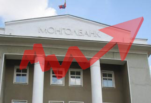 Валютын ханш өссөн нь Монголбанкны буруу