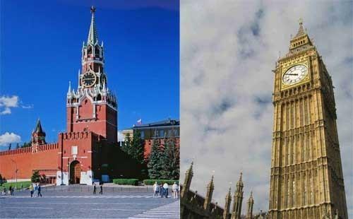 Кремльд дуудагддаг байсан монголчууд Лондонд дуудагддаг болжээ