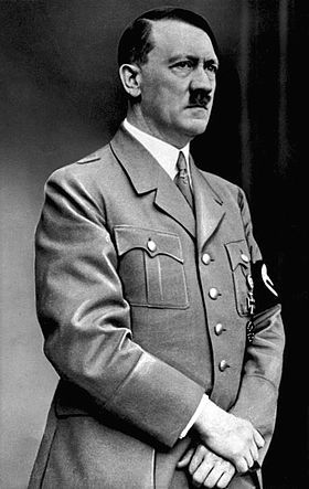 Адольф Гитлер гэж хэн бэ?