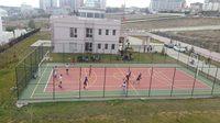 Анкара хотод монгол оюутнууд чөлөөт цагаа өнгөрөөж байх спортын талбайтай боллоо