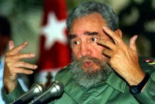 Ф.Кастро Күнзийн энхтайвны шагнал авчээ