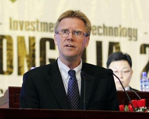 Оюутолгойн захирал асан Камерон Макрэй Монголын компанийн ерөнхийлөгчөөр томилогдлоо