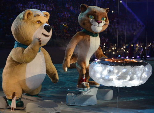 """""""Сочи 2014"""" өвлийн Олимпийн хаалт боллоо"""