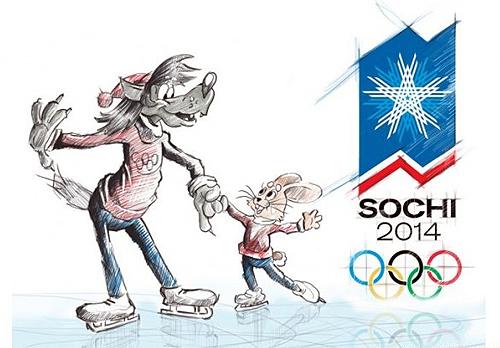 Сочийн олимпийн эргэн тойронд