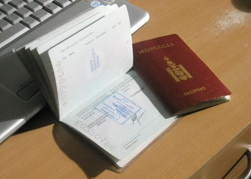 Гадаад паспорт захиалсан иргэд гэртээ хүргүүлэх боломжтой болжээ