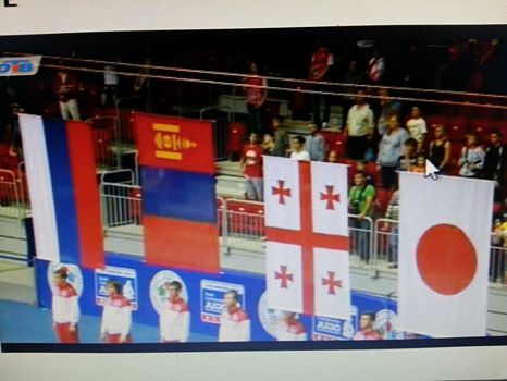 Жүдогийн ДАШТ-нд Монголын тамирчид медалийн тоогоороо дөрөвт орж байна