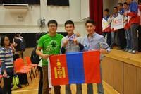 Ой тогтоолтын нээлттэй тэмцээнд монголчууд багаараа тэргүүлэв