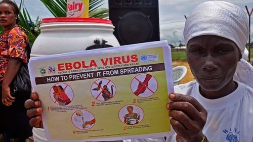 Эбола вируст халдвараар 843 эрүүл мэндийн ажилтан өвчилсөн байна