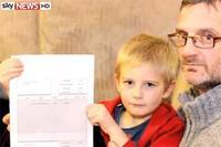 Таван настай хүү өрөнд оров