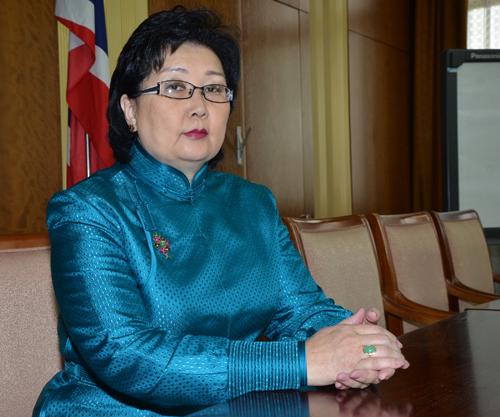 Р.Бурмаа сайдын барцад