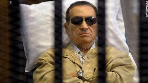 Х.Мубарак эрх чөлөөтэй болно