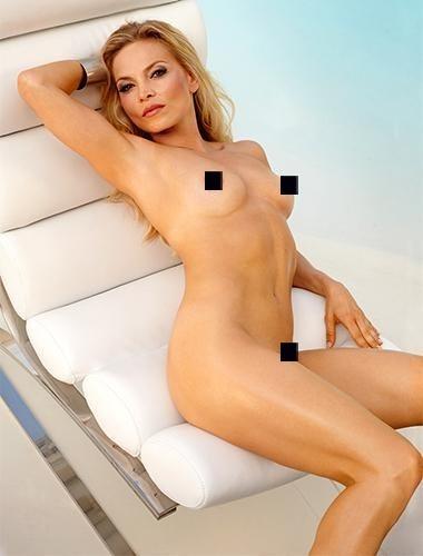 Боксчин бүсгүй Playboy-ийг чимэв