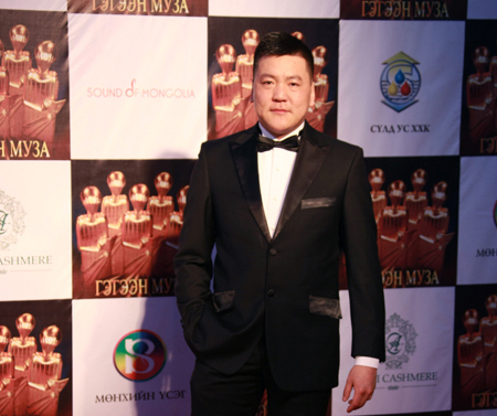 """Г.Эрхэмбаяр:  """"Made in Ulaanbaatar"""" киноны зохиол нь надад таалагдсан"""
