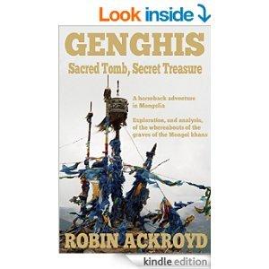 Чингисийн тухай ном олны хүртээл болно