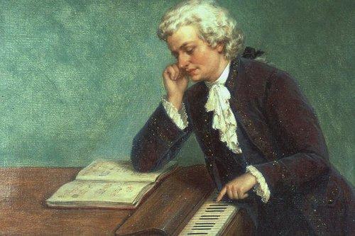 Суут хөгжмийн зохиолч Моцарт энэ өдөр мэндэлжээ