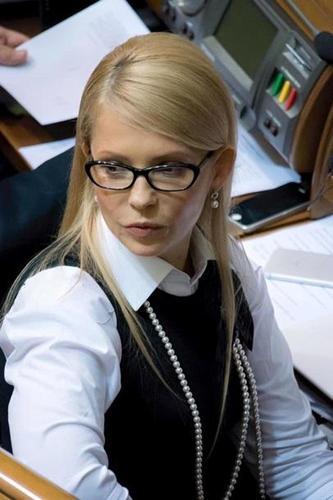 Тимошенко үсээ задгайлав
