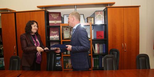 Улаанбаатар, Москва хотын архивын газрын хамтын ажиллагааны гэрээг үзэглэв