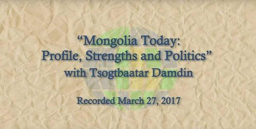 Тал нутгийн Монгол ухаан Аляскт оршвой