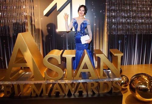 """Мисс Б.Гүнзаяа  """"Hongkong film awards TV""""-тэй хамтарч ажиллана"""