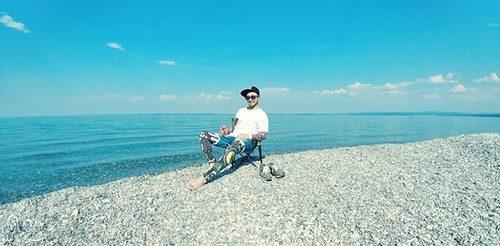 С.Гантогоо баримтат киноны зураг авалтаар төрсөн нутагтаа очжээ