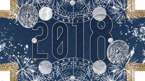 2018 оны ордуудын зурхай