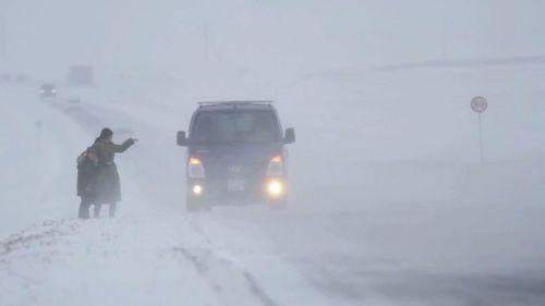 Малчид, тээвэрчид, иргэдийг цаг агаарын аюултай үзэгдлээс сэрэмжлүүлж байна