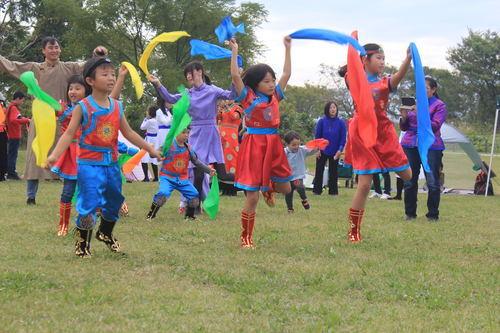 Япон улс дахь монгол хүүхдийн наадам