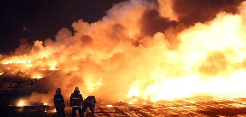 Гал түймрийн аюулаас 847 хүний амь насыг авран хамгаалав