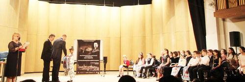 Хөгжмийн зохиолч С.В Рахманиновын нэрэмжит төгөлдөр хуурчдын олон улсын уралдаан болов