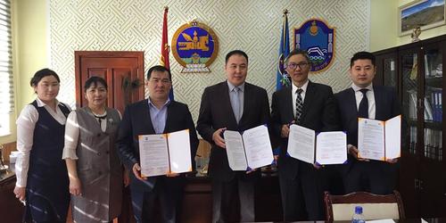 Монгол-Германы ашигт малтмал технологийн их сургуультай хамтран ажиллана
