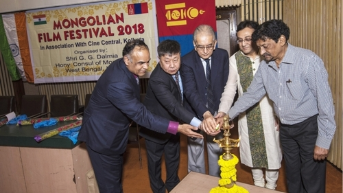 Энэтхэгт Монголын кино наадам болжээ