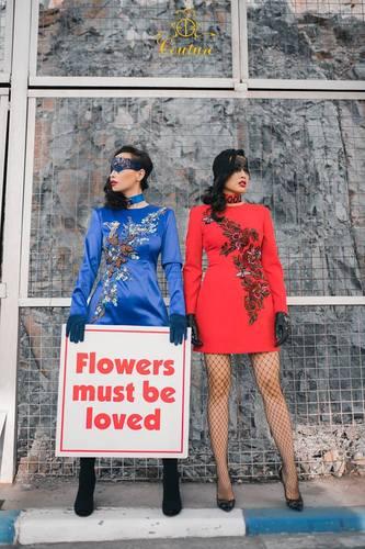 """Пүүжээ """"Цэцэгсийг хайрлая"""" цувралын моделоор ажиллав"""