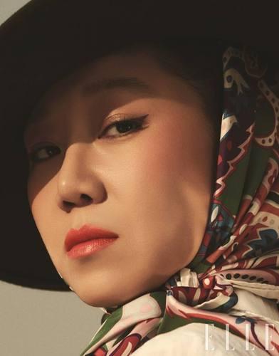 """Korean drama: Гон Хюжин """"ELLE Korea"""" сэтгүүлийг чимлээ"""