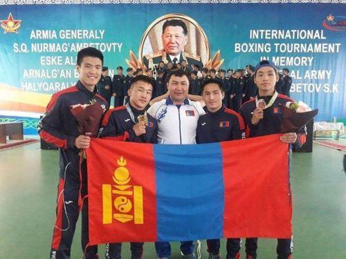 ОУХМ Э.Цэндбаатар Алматагийн А зэрэглэлийн тэмцээнд түрүүлэв
