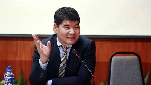 """П.Ганхүүг """"Эрдэнэс Монгол"""" компанийн гүйцэтгэх захирлаар томилжээ"""