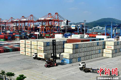 """Фүжянь мужийн """"Бүс ба зам"""" дагуух орнуудтай хийсэн худалдаа 15.9 хувиар нэмэгджээ"""