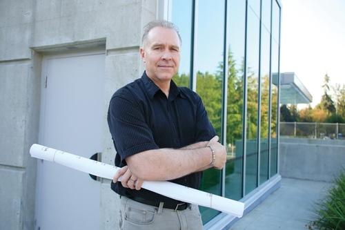 """Ванкуверын архитектор Монголын анхны """"Мөсөн өргөө""""-ний зураг төслийг бүтээлцжээ"""