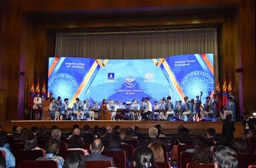 Монгол Улсад геологи хайгуулын салбар үүсэж хөгжсөний 80 жилийн ойн баярын хурал боллоо