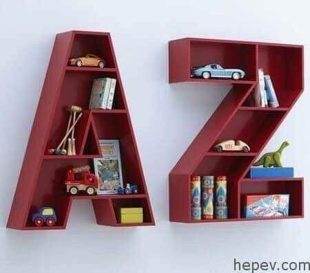 Танд хэрэгтэй санаанууд: Номын тавиур