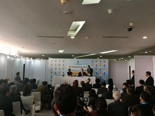 """Сайд Д.Сумъяабазар """"Петротек 2019"""" олон улсын чуулга уулзалтад оролцож байна"""