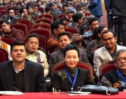 А.Мөнгөнзул Непалын олон улсын кино наадамд уригджээ