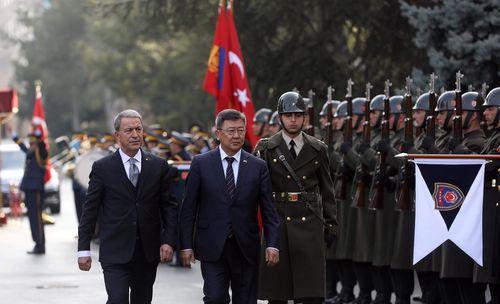 БХ-ын сайд Н.Энхболд Турк улсад албан ёсны айлчлал хийлээ