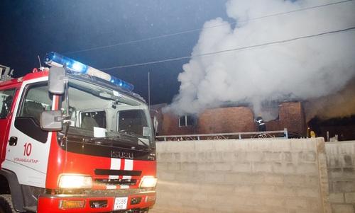 Он гарсаар улсын хэмжээнд 1011 удаагийн ахуйн гал түймэр гарчээ