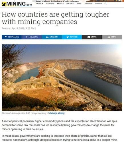Лицензээ төрдөө буцаасан улсуудад юу тохиолдож байв?